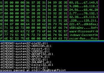 OllyDbg screenshot
